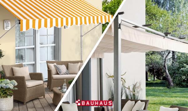 Bahçe Tente ve Çadırları ile Yaz için Serin bir Köşe!