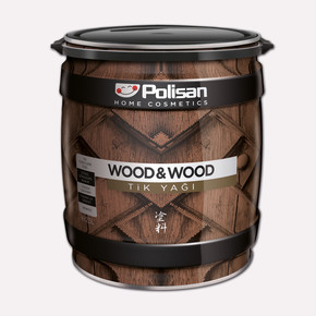 Wood&Wood Tik Yağı