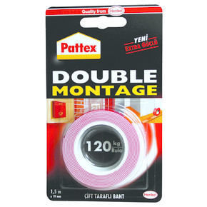 Pattex Tape Double Montaj Bandı Pattex