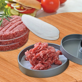 Kingstone 12cm Hamburger Presi