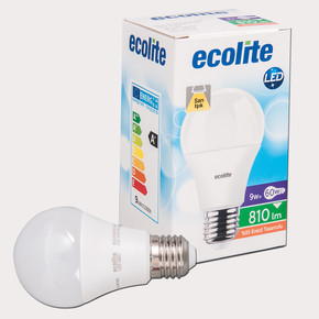 Ecolite A60 9W E27-Duy Led Classic Ampul