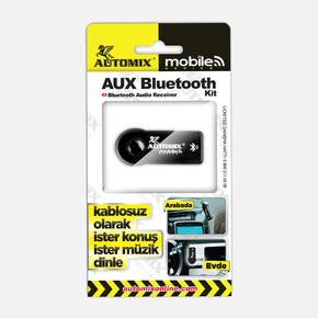 Automix Audio Bluetooth Kit