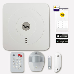 Yale SR2100i Smart Home Alarm Kiti