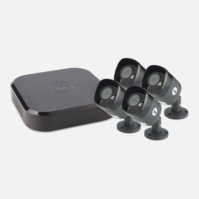 Yale Sv-8C-4Abfx - Yale Smart Home Cctv Kit Xl