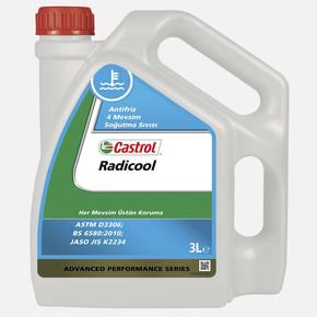 Castrol Radicool Antifrizli 4 Mevsim Soğutma Sıvısı