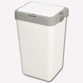 Motek Mono 40 Litre Beyaz Çamaşır Sepeti